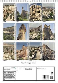 Naturerbe Kappadokien (Wandkalender 2018 DIN A3 hoch) - Produktdetailbild 13