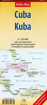 Nelles Map Cuba - Produktdetailbild 1