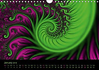 Neon Colours / UK-Version (Wall Calendar 2018 DIN A4 Landscape) - Produktdetailbild 1