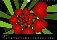 Neon Colours / UK-Version (Wall Calendar 2018 DIN A4 Landscape) - Produktdetailbild 8