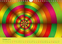 Neon Colours / UK-Version (Wall Calendar 2018 DIN A4 Landscape) - Produktdetailbild 10