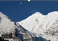 Nepal 2018 Menschen, Berge und Götter zwischen Annapurna und Marsyangdi (Wandkalender 2018 DIN A3 quer) - Produktdetailbild 4
