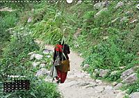 Nepal 2018 Menschen, Berge und Götter zwischen Annapurna und Marsyangdi (Wandkalender 2018 DIN A3 quer) - Produktdetailbild 2