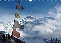 Nepal 2018 Menschen, Berge und Götter zwischen Annapurna und Marsyangdi (Wandkalender 2018 DIN A3 quer) - Produktdetailbild 1
