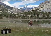 Nepal 2018 Menschen, Berge und Götter zwischen Annapurna und Marsyangdi (Wandkalender 2018 DIN A3 quer) - Produktdetailbild 5