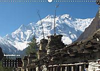 Nepal 2018 Menschen, Berge und Götter zwischen Annapurna und Marsyangdi (Wandkalender 2018 DIN A3 quer) - Produktdetailbild 9