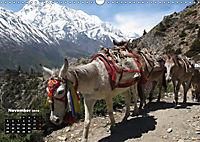 Nepal 2018 Menschen, Berge und Götter zwischen Annapurna und Marsyangdi (Wandkalender 2018 DIN A3 quer) - Produktdetailbild 11