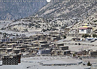 Nepal 2018 Menschen, Berge und Götter zwischen Annapurna und Marsyangdi (Wandkalender 2018 DIN A3 quer) - Produktdetailbild 6