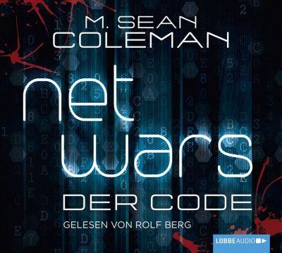 Netwars - Der Code, 6 Audio-CDs, M. Sean Coleman
