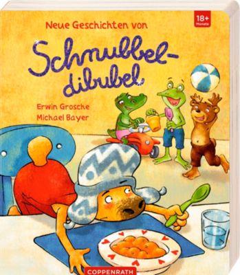 Neue Geschichten von Schnubbeldibubel, Erwin Grosche, Michael Bayer
