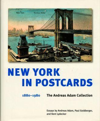 New York in Postcards 1880-1980