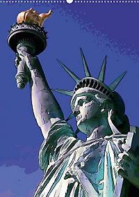 New York Like A Cartoon (Posterbuch, DIN A2 hoch) - Produktdetailbild 12