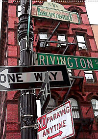 New York Like A Cartoon (Posterbuch, DIN A2 hoch) - Produktdetailbild 9