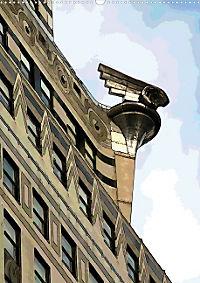 New York Like A Cartoon (Posterbuch, DIN A2 hoch) - Produktdetailbild 6