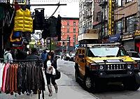 New York Like A Cartoon (Posterbuch DIN A2 quer) - Produktdetailbild 6