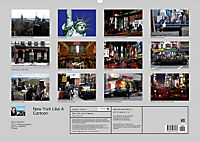 New York Like A Cartoon (Posterbuch DIN A3 quer) - Produktdetailbild 8