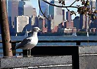 New York Like A Cartoon (Posterbuch DIN A4 quer) - Produktdetailbild 11