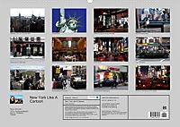 New York Like A Cartoon (Posterbuch DIN A4 quer) - Produktdetailbild 8