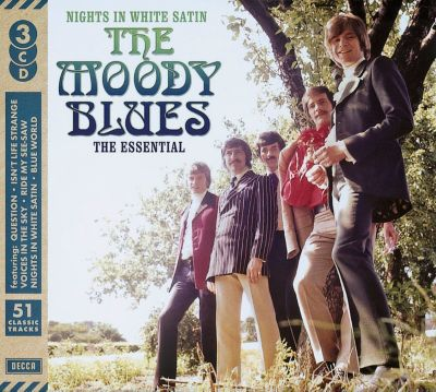 Nights in White Satin - The Essential Moody Blues, 3 CDs