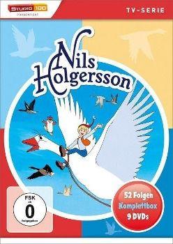 Nils Holgersson - Komplettbox, Selma Lagerlöf