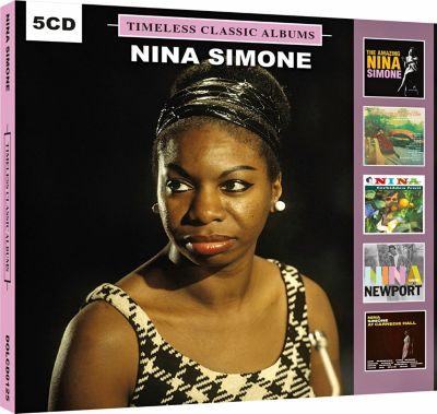 Nina Simone, 5 CDs