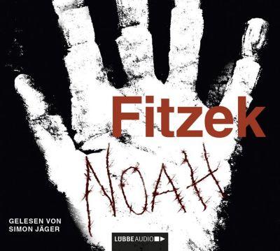 Noah, 6 CDs, Sebastian Fitzek