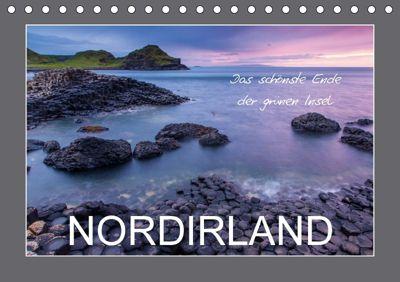 Nordirland - das schönste Ende der grünen Insel (Tischkalender 2018 DIN A5 quer), Ferry BÖHME