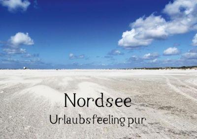 Nordsee / Urlaubsfeeling pur (Tischaufsteller DIN A5 quer), Andrea Potratz