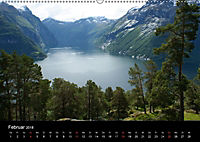Norwegen 2018 (Wandkalender 2018 DIN A2 quer) - Produktdetailbild 2