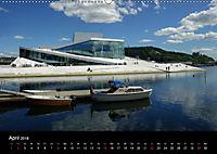 Norwegen 2018 (Wandkalender 2018 DIN A2 quer) - Produktdetailbild 4