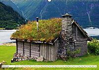 Norwegens Wilder Westen (Wandkalender 2018 DIN A2 quer) Dieser erfolgreiche Kalender wurde dieses Jahr mit gleichen Bild - Produktdetailbild 6