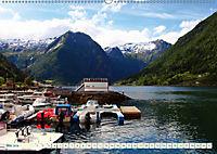 Norwegens Wilder Westen (Wandkalender 2018 DIN A2 quer) Dieser erfolgreiche Kalender wurde dieses Jahr mit gleichen Bild - Produktdetailbild 5