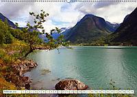 Norwegens Wilder Westen (Wandkalender 2018 DIN A2 quer) Dieser erfolgreiche Kalender wurde dieses Jahr mit gleichen Bild - Produktdetailbild 2