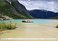 Norwegens Wilder Westen (Wandkalender 2018 DIN A2 quer) Dieser erfolgreiche Kalender wurde dieses Jahr mit gleichen Bild - Produktdetailbild 9