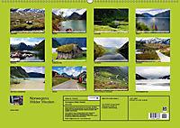 Norwegens Wilder Westen (Wandkalender 2018 DIN A2 quer) Dieser erfolgreiche Kalender wurde dieses Jahr mit gleichen Bild - Produktdetailbild 13