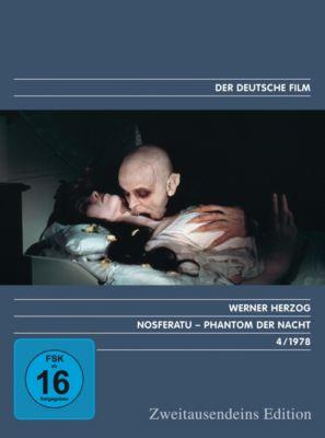 Nosferatu - Phantom der Nacht, DVD