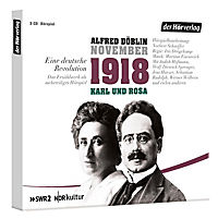 November 1918. Eine deutsche Revolution, 3 Audio-CDs - Produktdetailbild 2