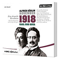 November 1918. Eine deutsche Revolution, 3 Audio-CDs - Produktdetailbild 1