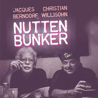 Nuttenbunker, 1 Audio-CD, Jacques Berndorf