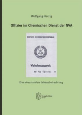 Offizier im Chemischen Dienst der NVA, Wolfgang Herzig