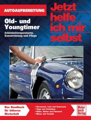 Old- und Youngtimer optimal gepflegt, Dieter Korp
