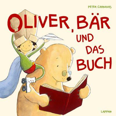 Oliver, Bär und das Buch, Peter Carnavas