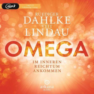 OMEGA, 1 MP3-CD, Ruediger Dahlke, Veit Lindau
