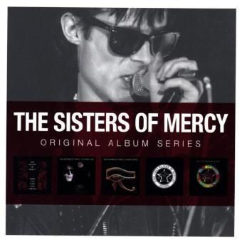 Original Album Series, Sisters Of Mercy