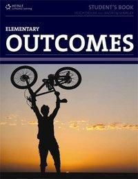 Outcomes Elementary: Student's Book, with PIN-Code and Wordlist deutsch-englisch, Hugh Dellar, Andrew Walkley