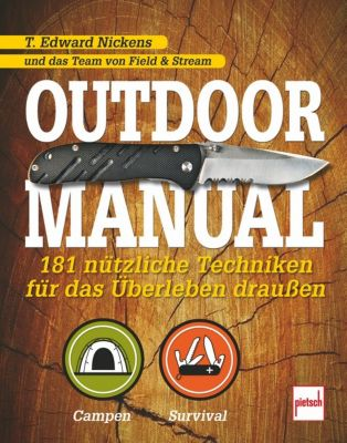 Outdoor Manual, T. Edward Nickens