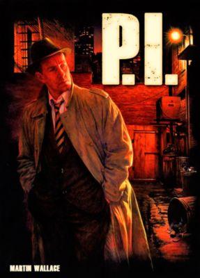 P.I. - Private Investigator (Spiel), Martin Wallace