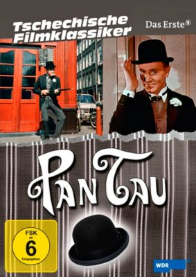 Pan Tau, 5 DVDs, Diverse Interpreten