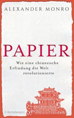 Papier, Alexander Monro