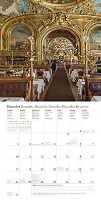 Paris, Broschürenkalender 2018 - Produktdetailbild 12